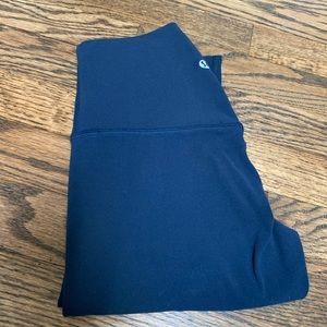 "Lululemon Align Pant size 2 25"" True Navy"